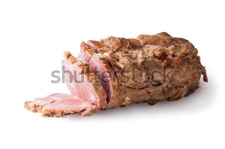 The Boiled Pork Stock photo © Cipariss