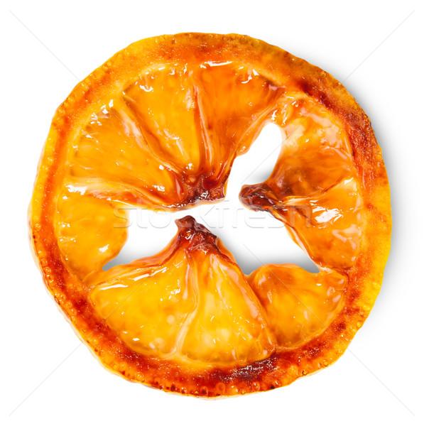 Slice Caramelized Lemon Stock photo © Cipariss