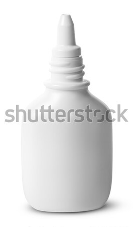 White nasal spray without cap Stock photo © Cipariss