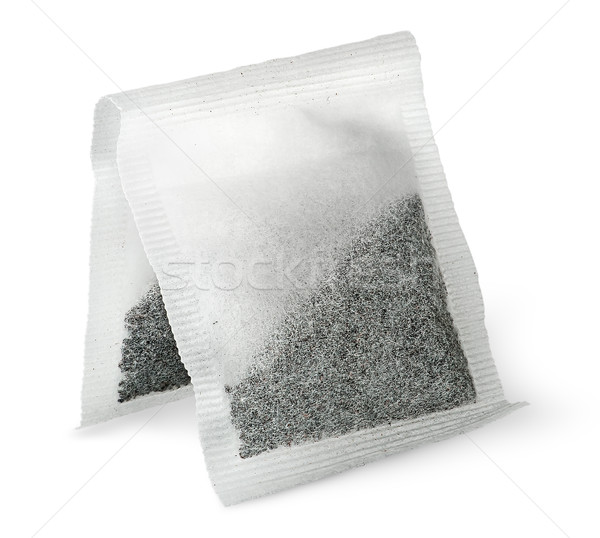 Dual tea bag vertically Stock photo © Cipariss