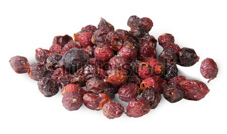 Heap Of Dry Rosehip Fruit Stock photo © Cipariss
