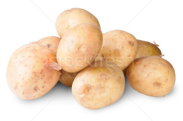 The New Potato Stock photo © Cipariss