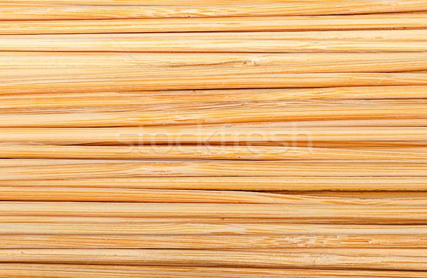 Bambusz egymásra pakolva egyéb közelkép absztrakt textúra Stock fotó © Cipariss