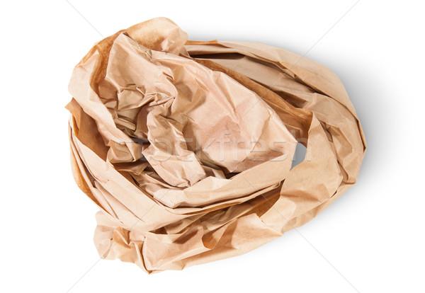 包装紙 孤立した 白 オフィス 紙 図書 ストックフォト © Cipariss