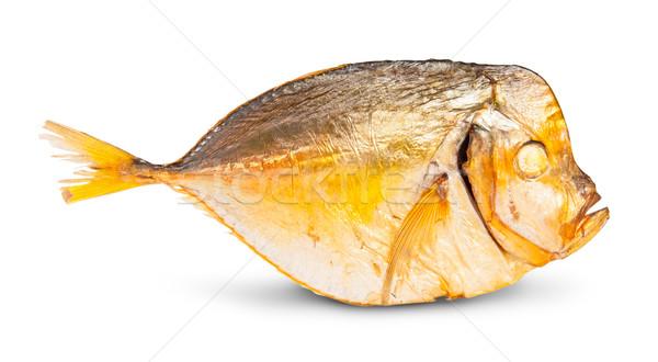Single Smoked Moonfish Stock photo © Cipariss