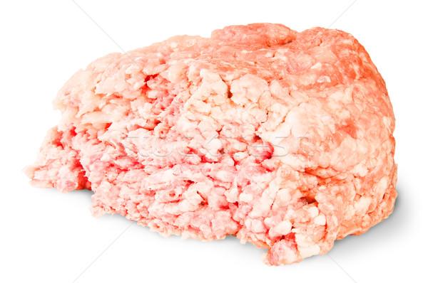 Raw Ground Beef Stock photo © Cipariss