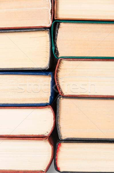 Eski kitaplar kökleri diğer soyut Stok fotoğraf © Cipariss