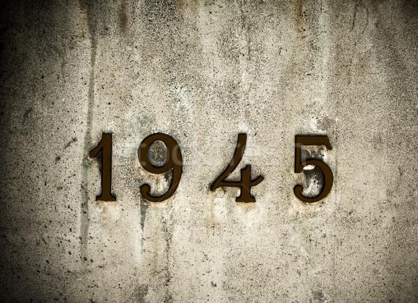 1945 Stock photo © cla78