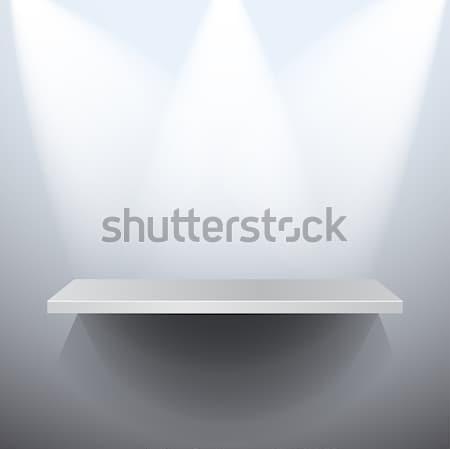 Shelf Stock photo © cla78