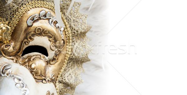 Venetian mask Stock photo © cla78