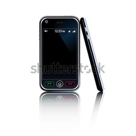Mobile phone Stock photo © cla78