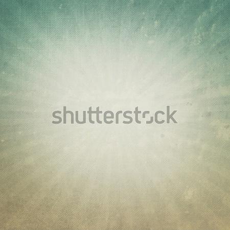 Stock fotó: Grunge · klasszikus · kép · papír · textúra · felhők