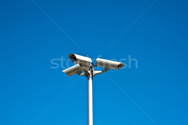 Security camer Stock photo © cla78