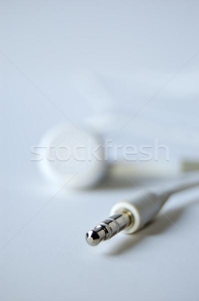Headphones Stock photo © cla78