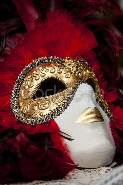 Venetian mask Stock photo © cla78