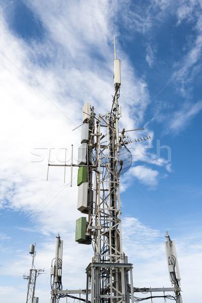 Antenna Stock photo © cla78