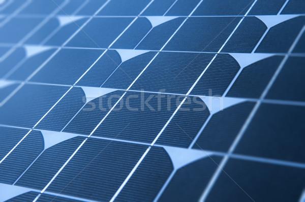 Solar panel Stock photo © cla78