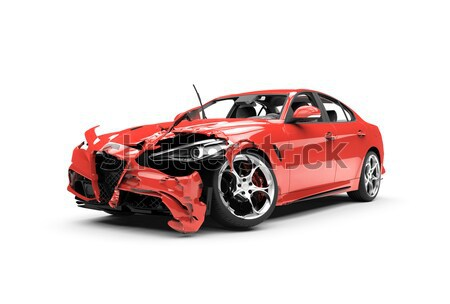 Accident cars Stock photo © cla78