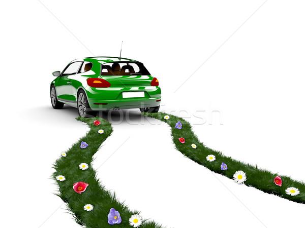 Ecology car Stock photo © cla78