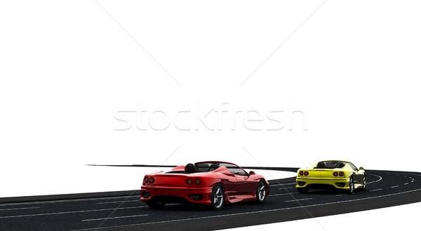 Cars Stock photo © cla78