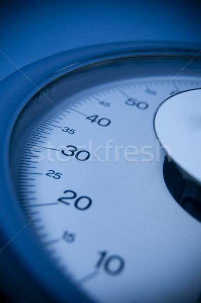 Blue scale Stock photo © cla78