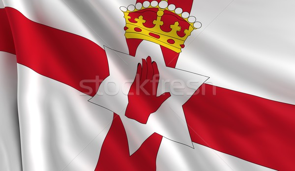 Flag of Northern Ireland Stock photo © cla78
