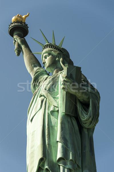 Statue of Liberty Stock photo © cla78