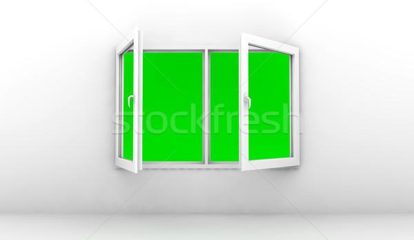 Open window Stock photo © cla78