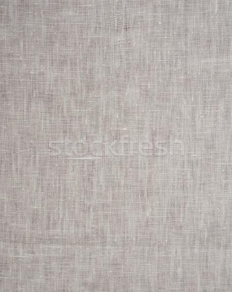 Fehér textúra fényes vászon csíkos minta Stock fotó © cla78