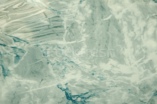 Green marble texture Stock photo © cla78