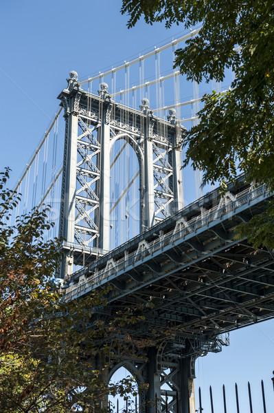 Manhattan Bridge Stock photo © cla78