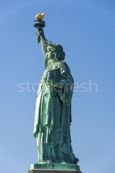 Estátua liberdade rio beleza senhora antigo Foto stock © cla78