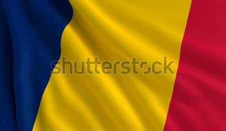 Flag of Chad Stock photo © cla78