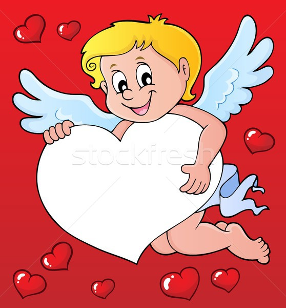 Cupid thematics image 7 Stock photo © clairev