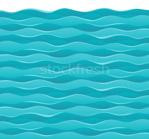 Waves theme image 7 Stock photo © clairev
