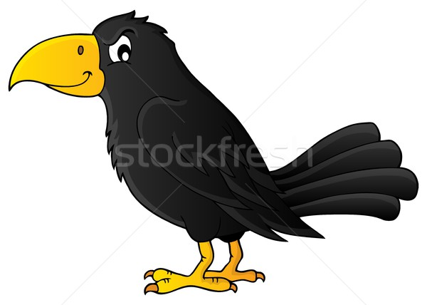 Crow theme image 1 Stock photo © clairev