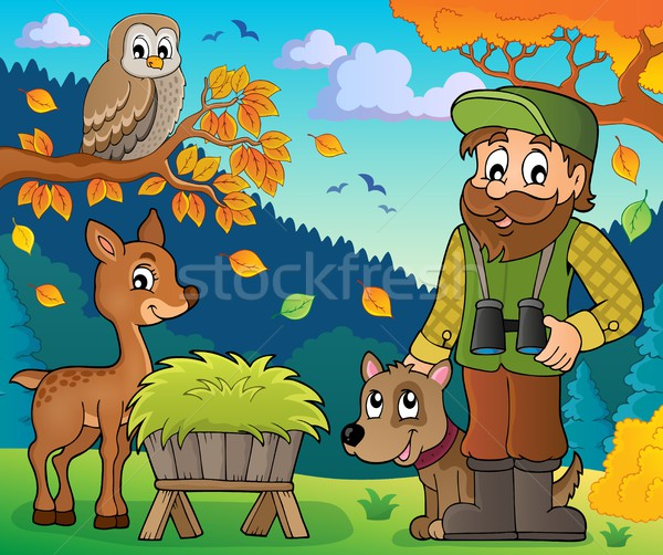 Forester theme image 7 Stock photo © clairev