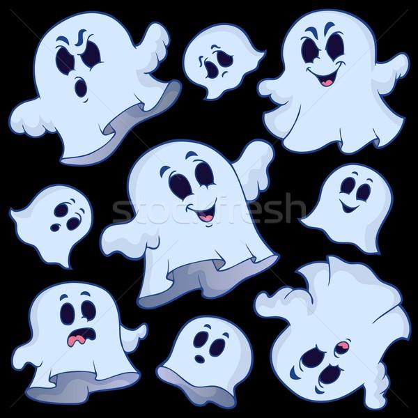 Ghost тема изображение искусства лет обратить Сток-фото © clairev