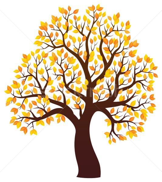 Autumn tree theme image 3 Stock photo © clairev