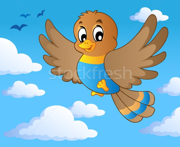 Bird theme image 1 Stock photo © clairev