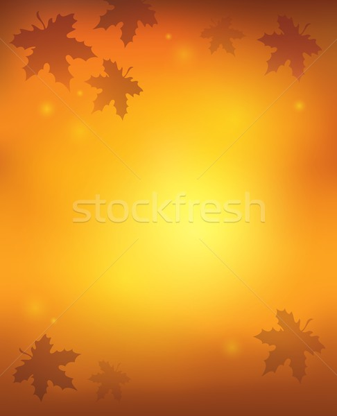 Autumn abstract background 1 Stock photo © clairev