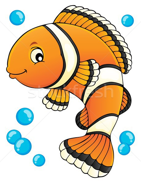 Clownfish topic image 1 Stock photo © clairev