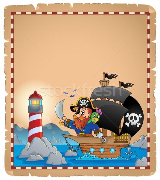 постер на пиратскую вечеринку королевской четы