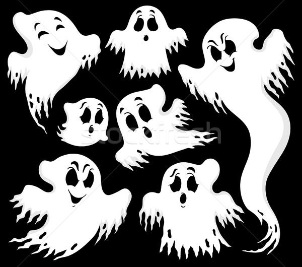 Ghost topic image 1 Stock photo © clairev
