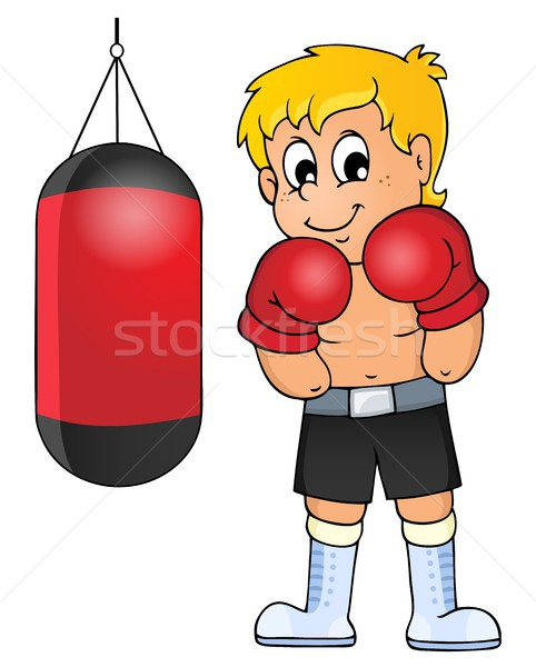 Sport and gym theme image 5 Stock photo © clairev