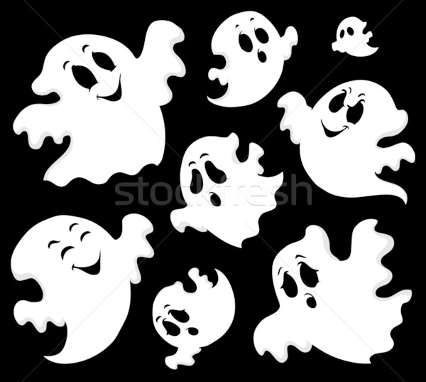 Ghost theme image 1 Stock photo © clairev