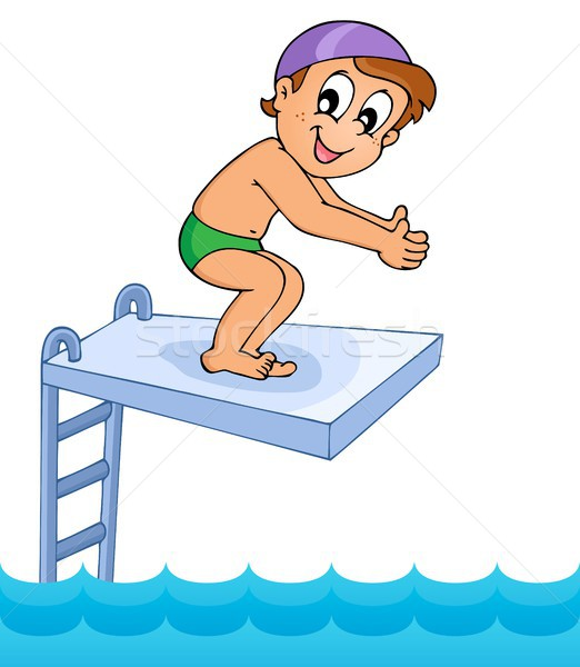 Water sport theme image 8 Stock photo © clairev