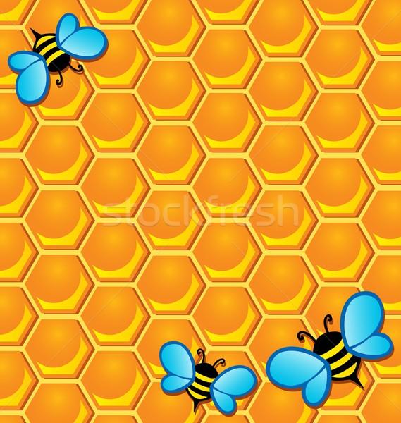 Bee theme image 2 Stock photo © clairev