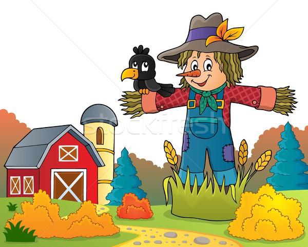 Scarecrow theme image 6 Stock photo © clairev
