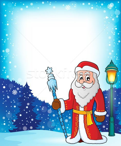 Father Frost theme image 3 Stock photo © clairev